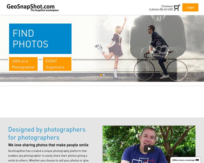 GeoSnapShot