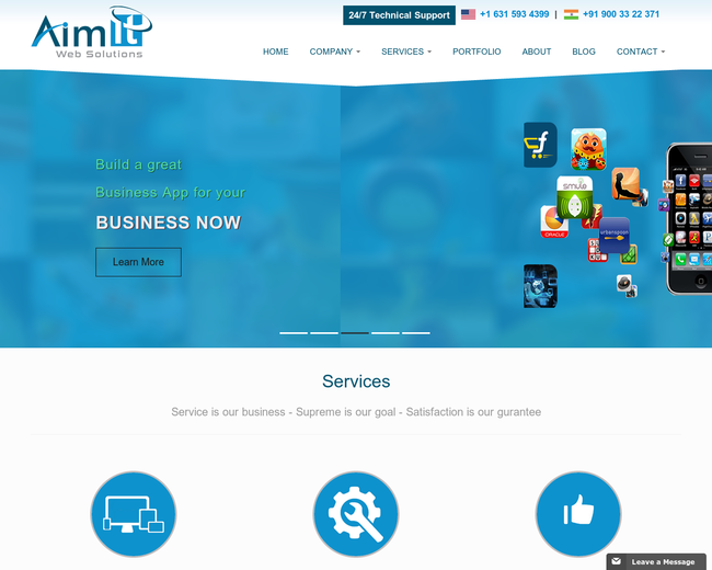 Aimit Web Solutions