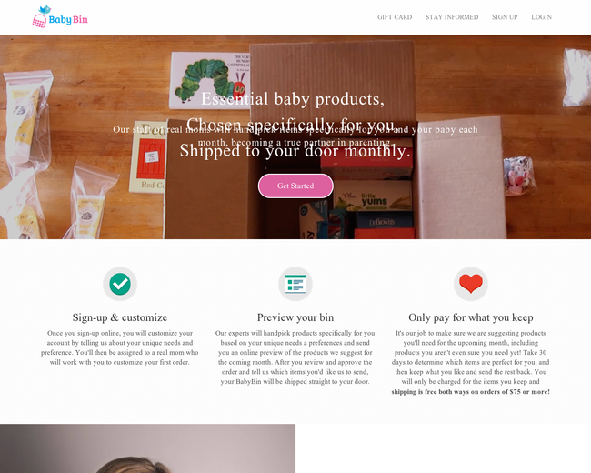 Babybin.com