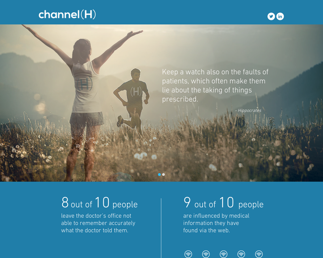 channel(H)
