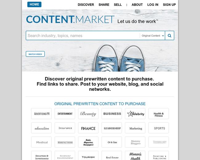 Content.Market