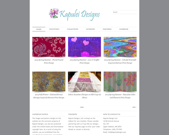 Kapulei Designs