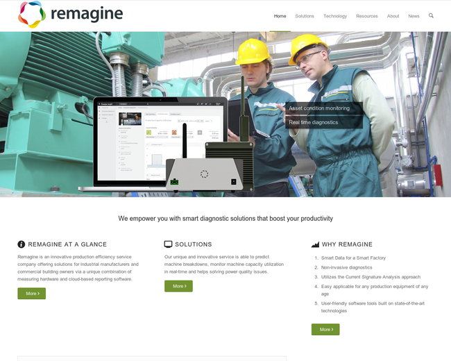 Remagine Technologies
