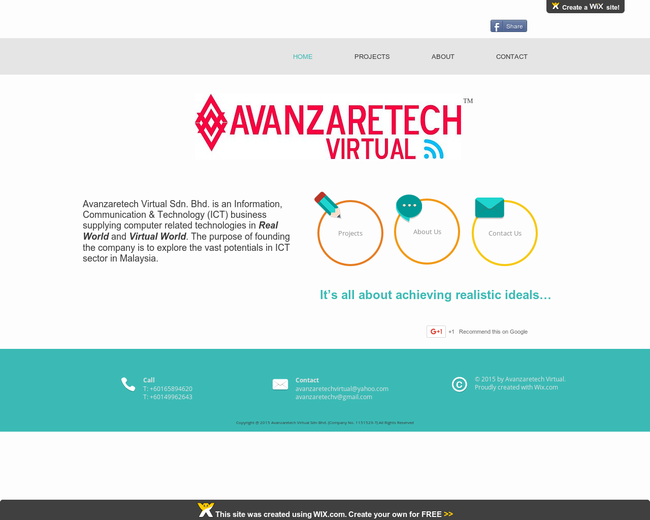 Avanzaretech Virtual