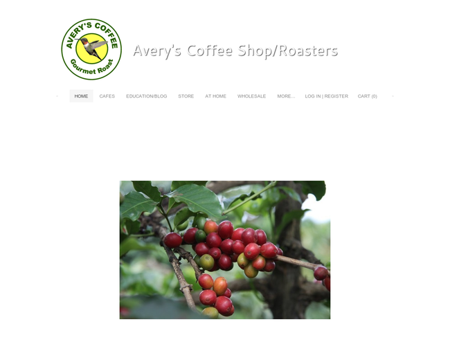 Avery's Coffee Roasters
