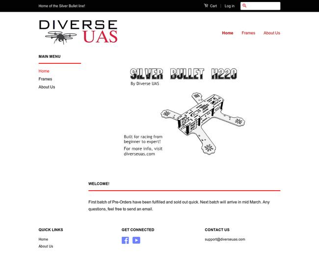 Diverse UAS