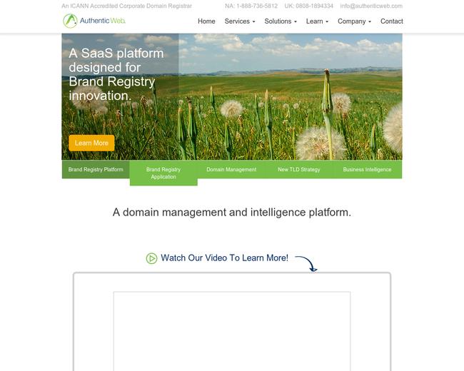 Authentic Web