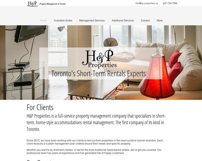 H&P Properties