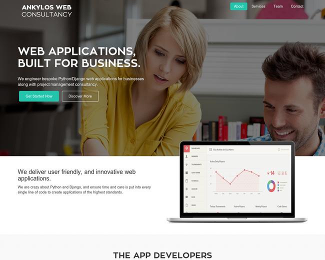 Ankylos Web Consultancy