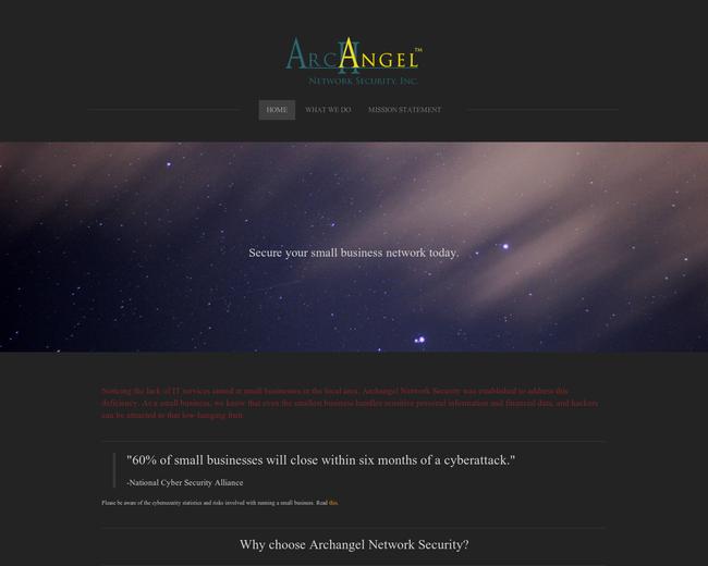 Archangel Network Security
