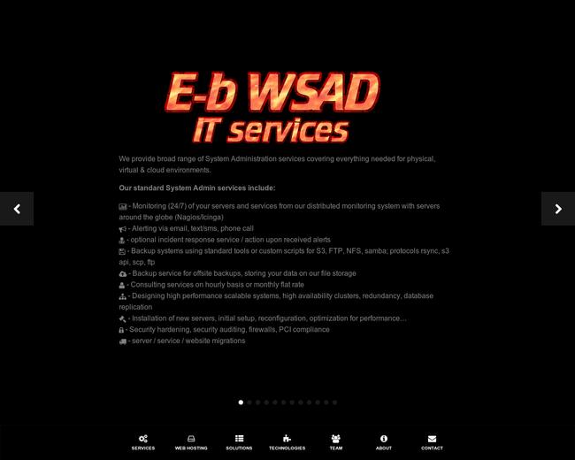 E-b WSAD IT Services