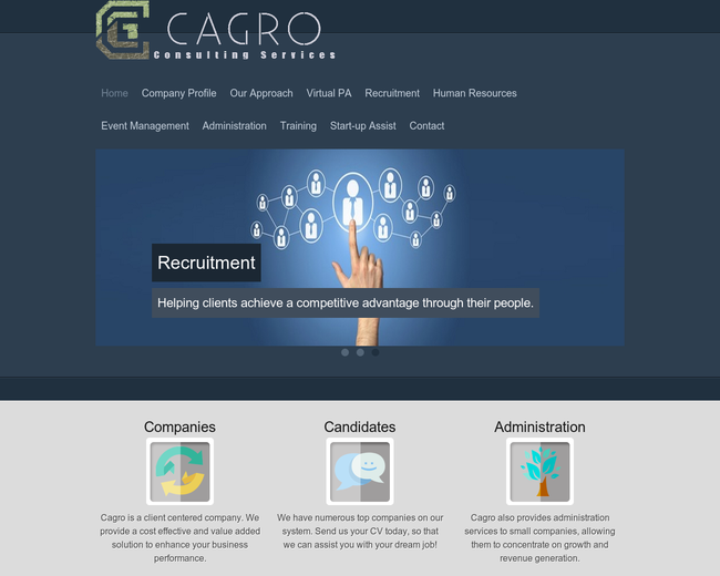 Cagro Consulting Services