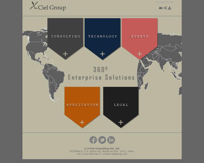 X-Ciel Consulting Pvt.