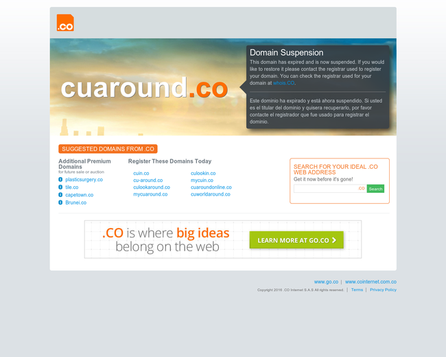 Cuaround