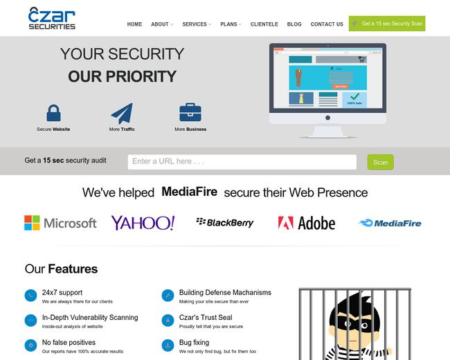 Czar Securities