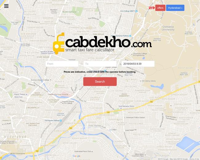 CabDekho