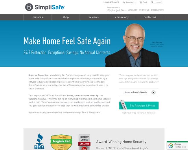 Simplisafe.com