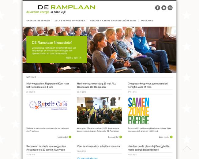 Coöperatie DE Ramplaan