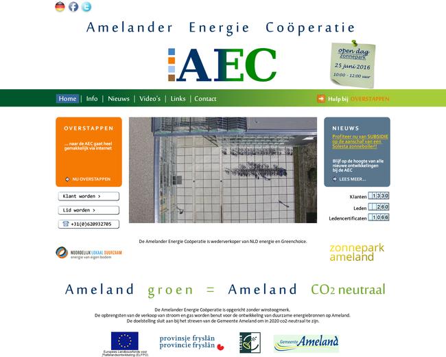 Amelander Energie Cooperatie
