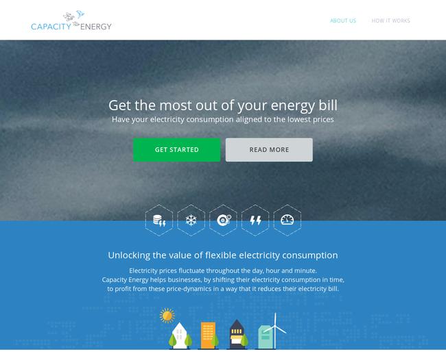 Capacity energy