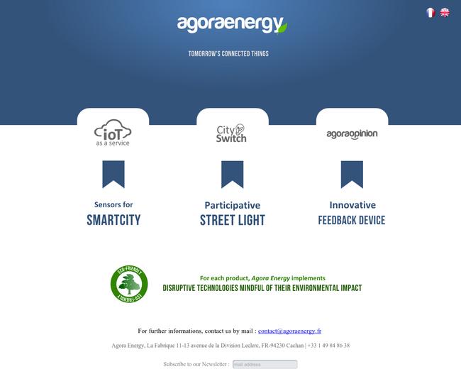 Agora Energy