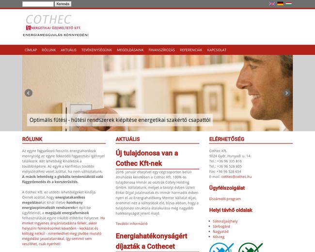 Cothec