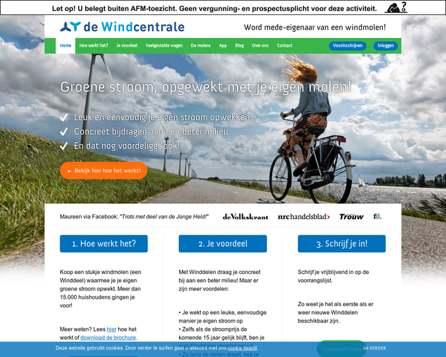 Wind Centrale