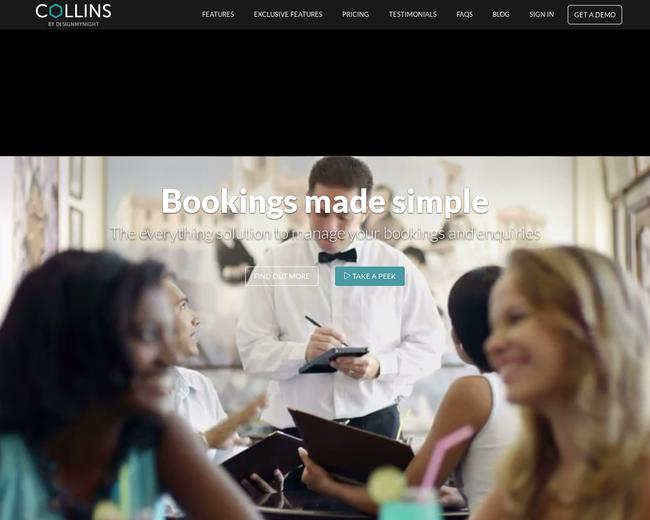 Collinsbookings