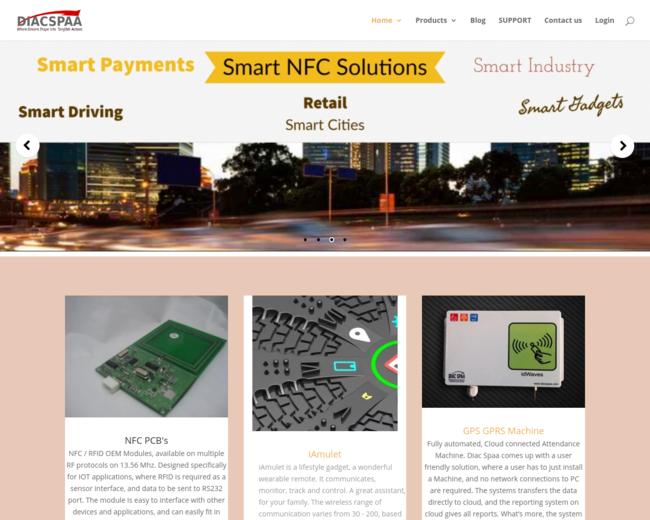 Diac Spaa Technologies Pvt Ltd
