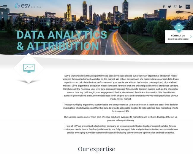ESV Analytics