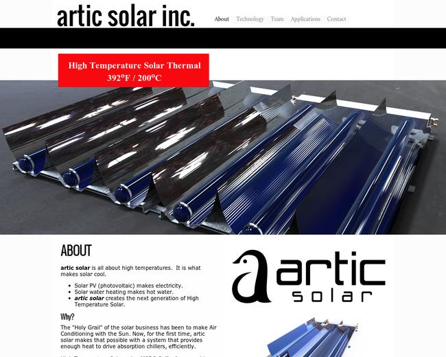 Artic Solar