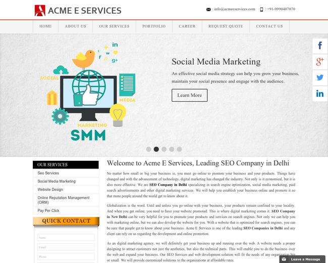 Acme E Services