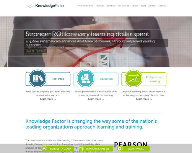 Knowledge Factor