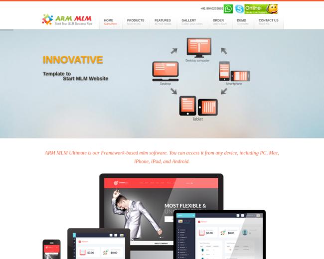 ARM MLM software development company