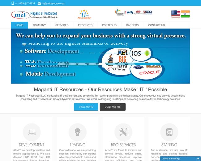 Maganti IT Resources
