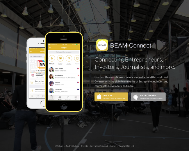 BEAM Connect