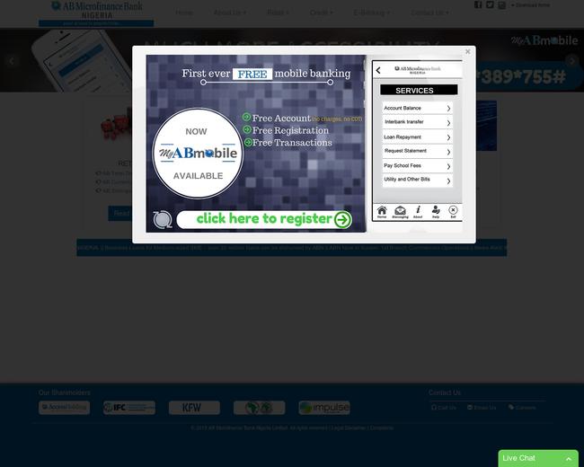 AB Microfinance Bank Nigeria