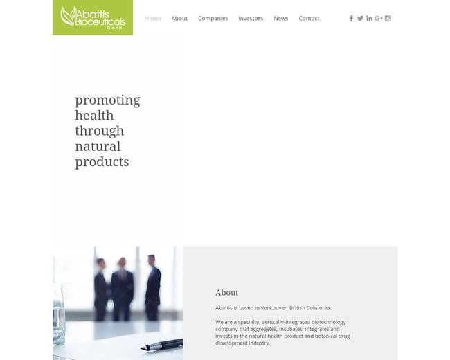 Abattis Bioceuticals