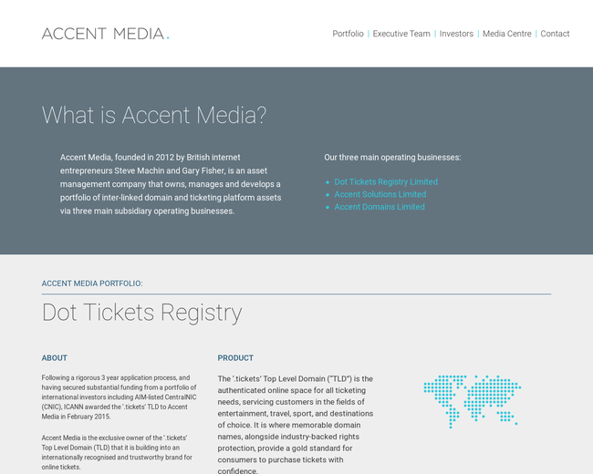 Accent Media Limited