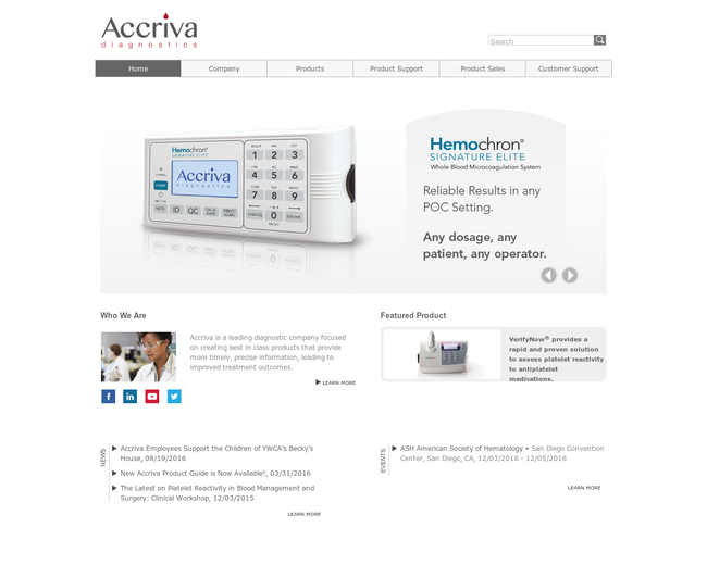 Accriva Diagnostics