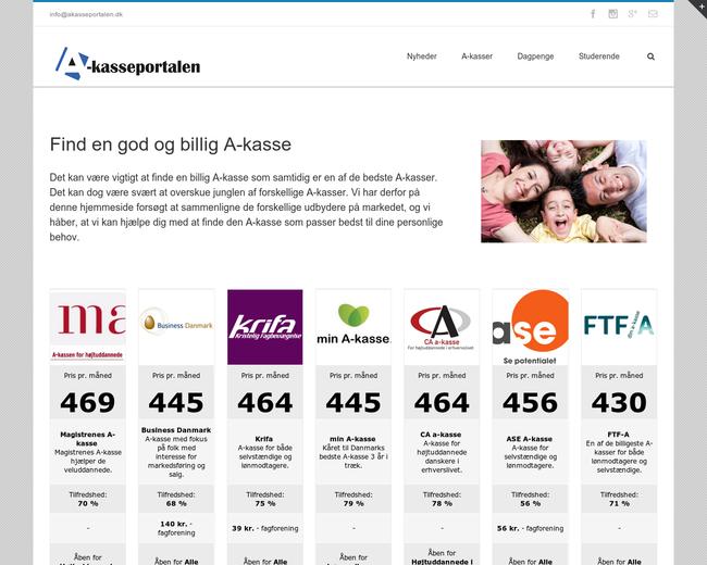 Akasseportalen.dk