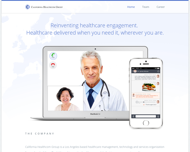 California Healthcom Group
