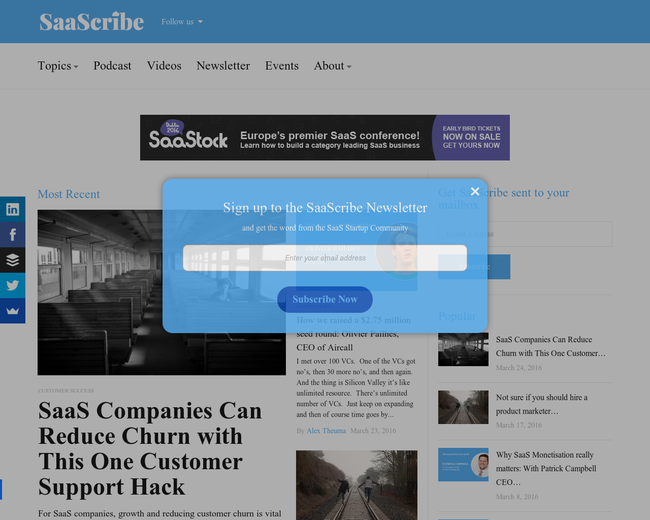 SaaScribe Media