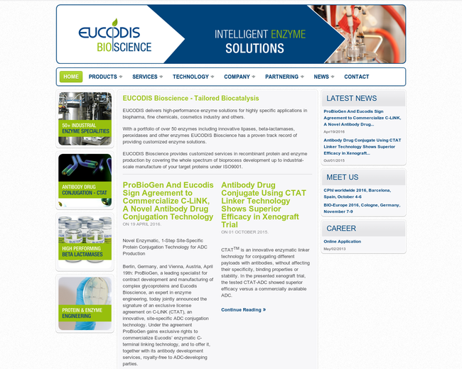 EUCODIS Bioscience