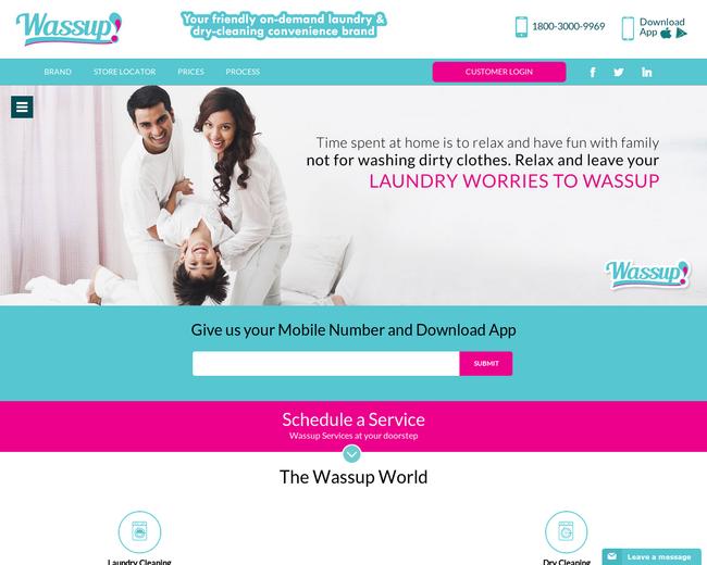 Wassup Laundry