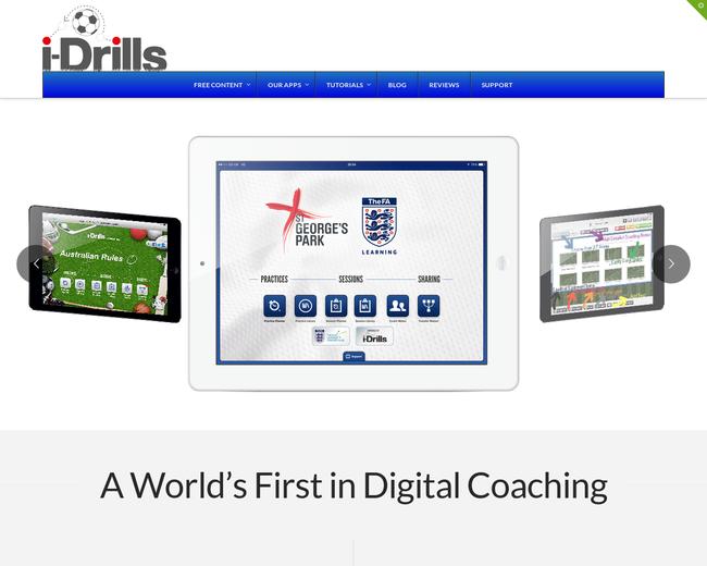 i-Drills Apps
