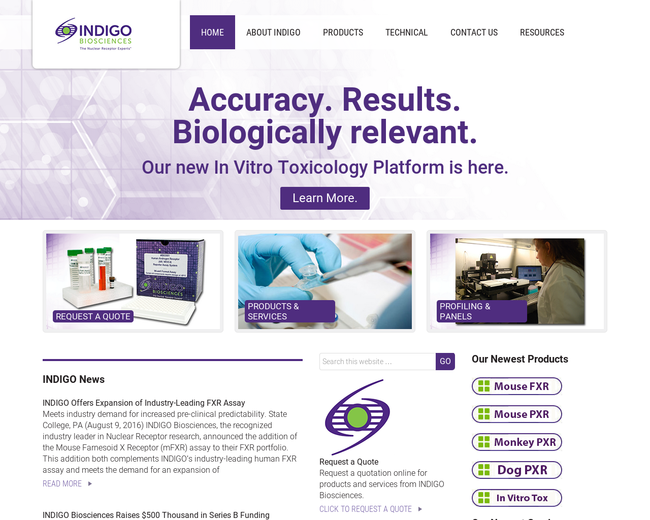 INDIGO Biosciences