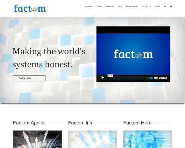 Factom For Profit