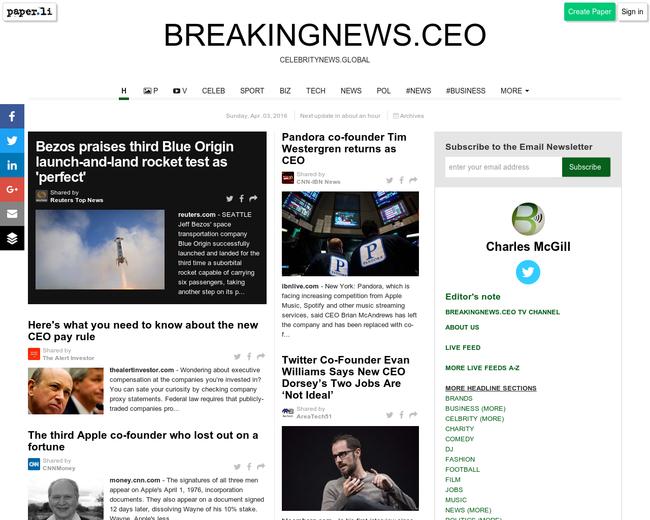 BreakingNews.CEO
