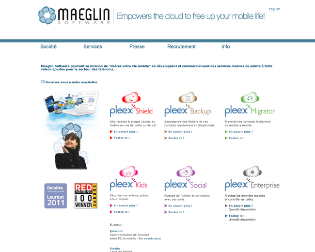 Maeglin Software